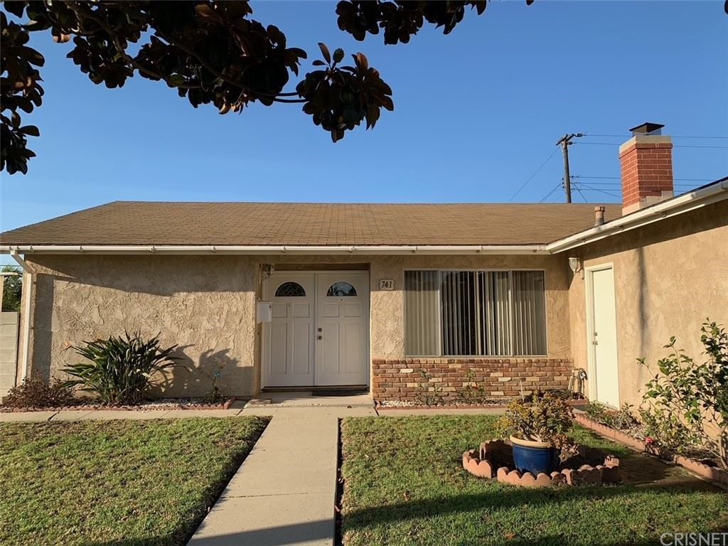 741 Borrego Way, Oxnard, CA 93033 - MLS#: SR21224447
