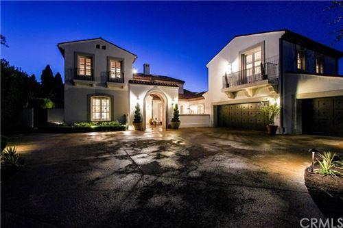 Photo of 1 Pelican Hill Circle, Newport Coast, CA 92657 (MLS # PW20117448)
