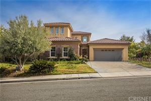 Photo of 26924 Pebble Ridge Place, Valencia, CA 91381 (MLS # SR19033448)
