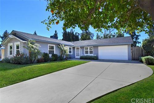 Photo of 23100 Cohasset Street, West Hills, CA 91307 (MLS # SR21037448)