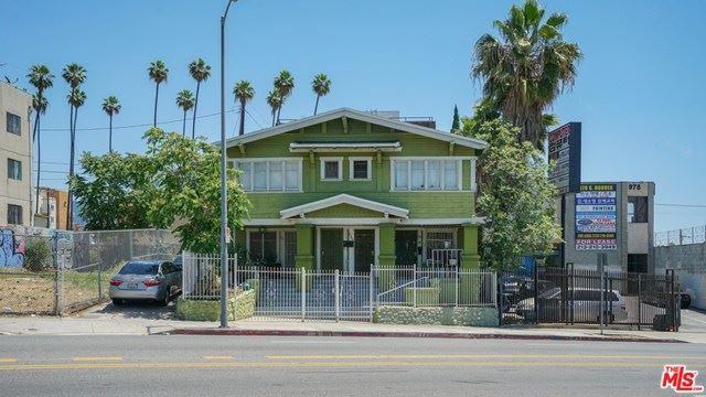 972 S HOOVER Street, Los Angeles, CA 90006 - #: 21694448