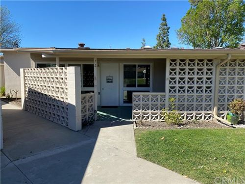 Photo of 13610 Burning Tree Lane  M1-1L, Seal Beach, CA 90740 (MLS # PW21034449)