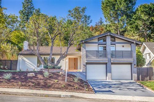 Photo of 4141 Ellenita Avenue, Tarzana, CA 91356 (MLS # SR21004449)