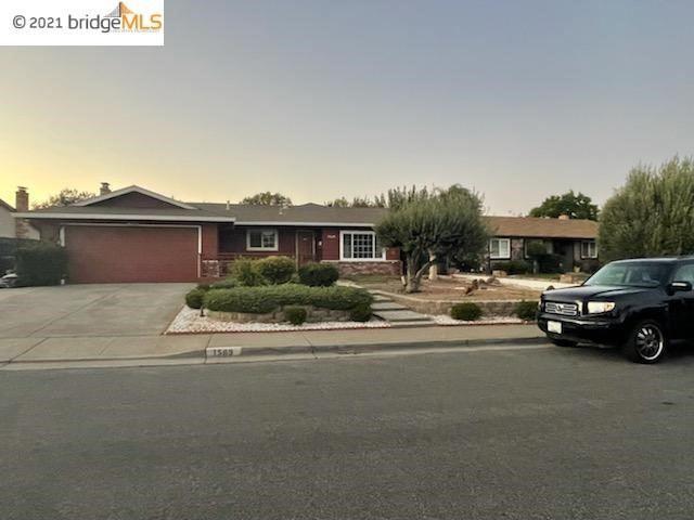 1569 Greenridge Dr, Pittsburg, CA 94565 - MLS#: 40969449