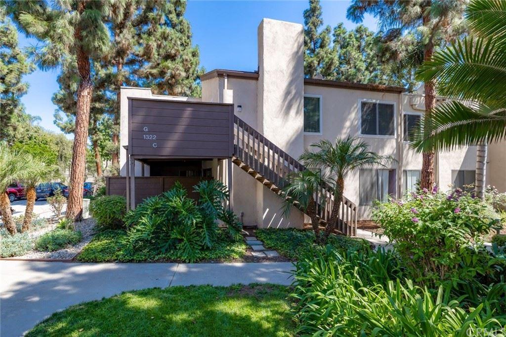 1322 Cabrillo Park Drive #G, Santa Ana, CA 92701 - MLS#: LG21206449