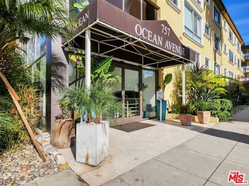 Photo of 757 OCEAN Avenue #309, Santa Monica, CA 90402 (MLS # 20542450)