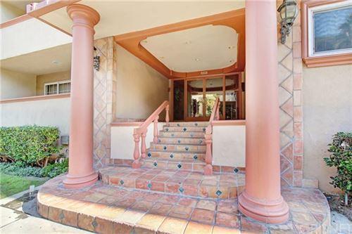 Photo of 12500 Huston Street #103, Valley Village, CA 91607 (MLS # SR20164450)