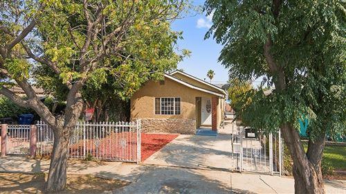 Photo of 13202 Mercer Street, Pacoima, CA 91331 (MLS # SR21177450)