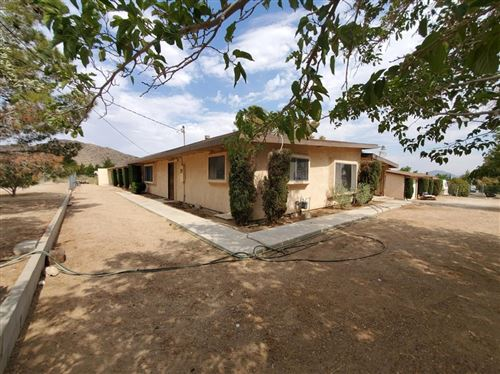 Photo of 9112 Mesa Road, Lucerne Valley, CA 92356 (MLS # 536451)