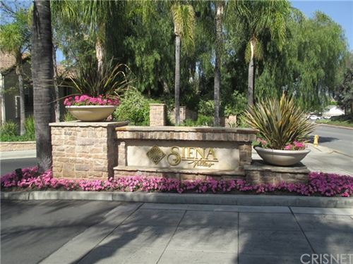 Photo of 24119 DEL MONTE Drive #45, Valencia, CA 91355 (MLS # SR21079451)