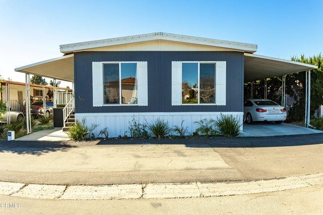 161 Verdi Road #161, Ventura, CA 93003 - MLS#: V1-3451