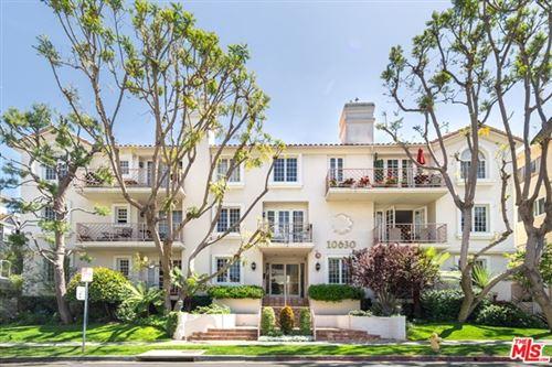 Photo of 10630 Eastborne Avenue #106, Los Angeles, CA 90024 (MLS # 21719452)