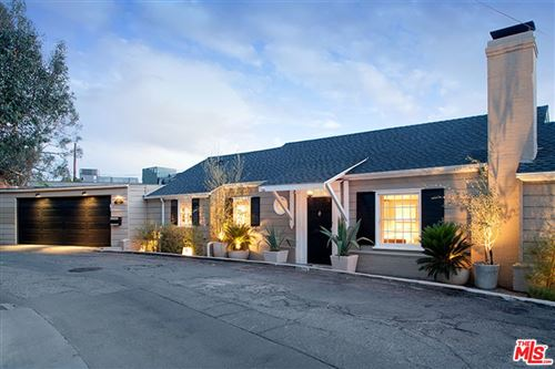 Photo of 8430 Franklin Avenue, West Los Angeles, CA 90069 (MLS # 21771452)