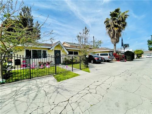 Photo of 8559 Rose Street, Bellflower, CA 90706 (MLS # DW21136452)