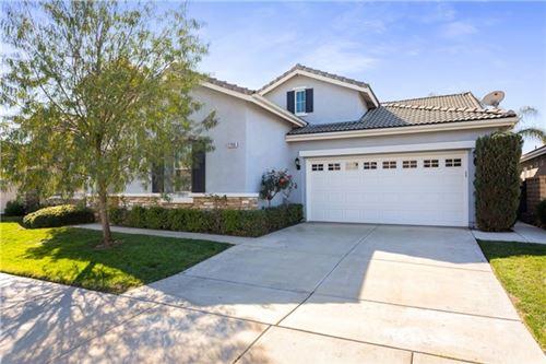 Photo of 27935 Whisperwood Drive, Menifee, CA 92584 (MLS # SW21039452)