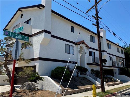 Photo of 15739 La Salle Avenue, Gardena, CA 90247 (MLS # WS21170452)