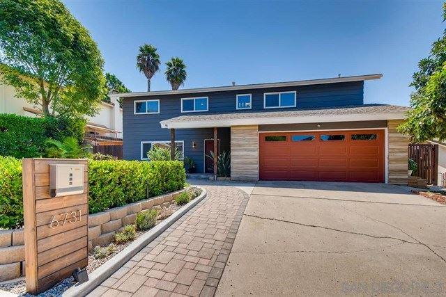 6731 Monte Verde Dr, San Diego, CA 92119 - #: 200042452
