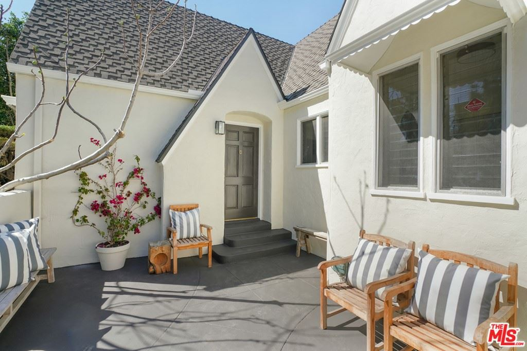 Photo of 8713 Ashcroft Avenue, West Hollywood, CA 90048 (MLS # 21766452)