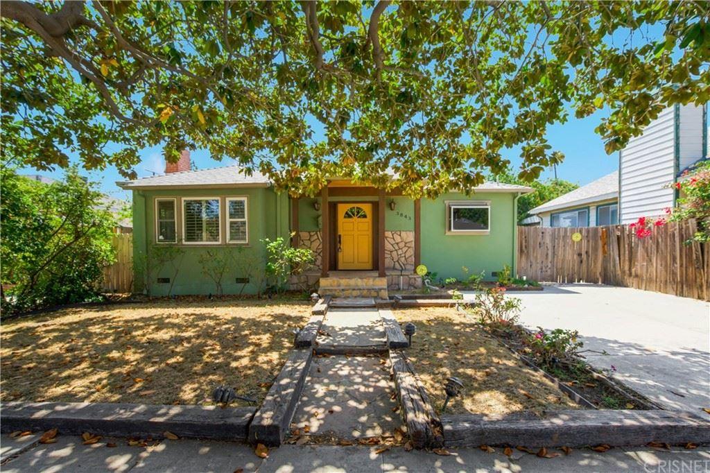 3843 Minerva Avenue, Los Angeles, CA 90066 - #: SR21185452