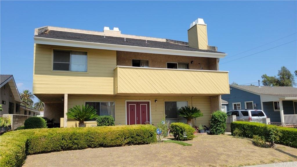 516 S Hidalgo Avenue, Alhambra, CA 91801 - MLS#: WS21202452