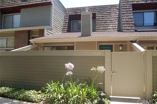 Photo of 4318 Glencoe Avenue #5, Marina del Rey, CA 90292 (MLS # SB20133453)