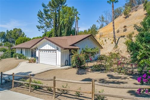Photo of 12021 Elnora Place, Granada Hills, CA 91344 (MLS # SR21163453)