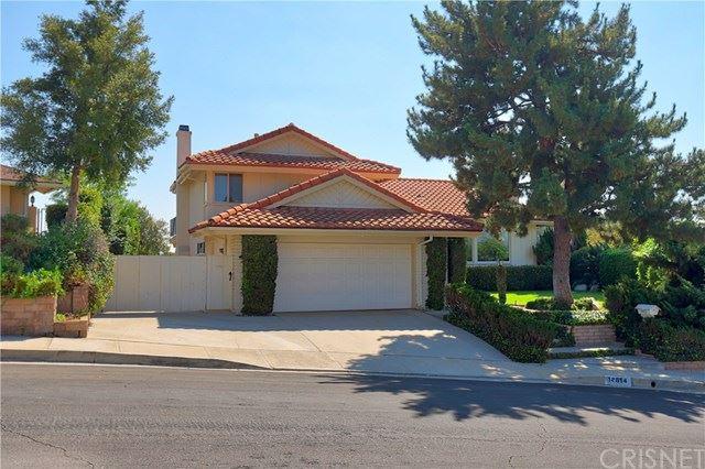 18814 Clearbrook Street, Porter Ranch, CA 91326 - #: SR20215453