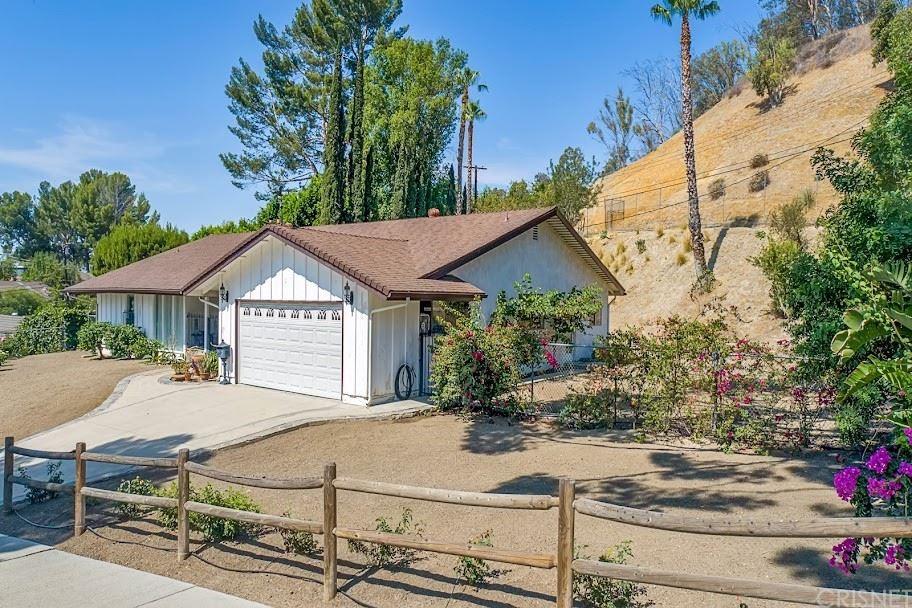 12021 Elnora Place, Granada Hills, CA 91344 - MLS#: SR21163453