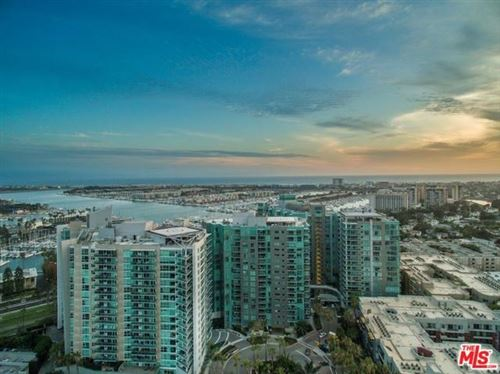 Photo of 13600 MARINA POINTE Drive #705, Marina del Rey, CA 90292 (MLS # 19519454)
