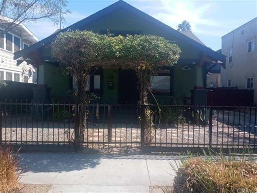 Photo of 1014 Magnolia, Long Beach, CA 90813 (MLS # SB21219454)