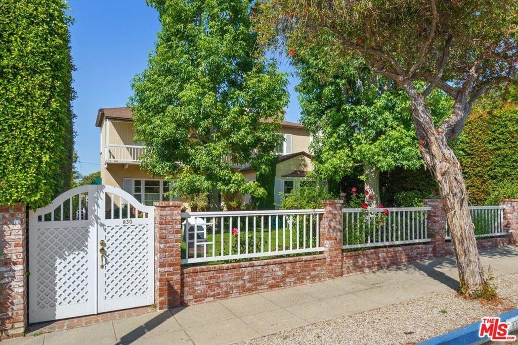 830 Stanford Street, Santa Monica, CA 90403 - MLS#: 21764454