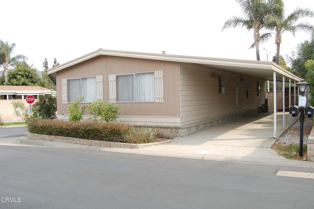 250 Calle Fronte #1160-0-, Camarillo, CA 93012 - MLS#: V1-6454