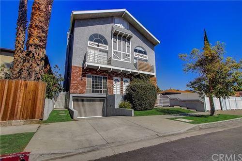 Photo of 14853 Hartsook Street #104, Sherman Oaks, CA 91403 (MLS # BB21040455)