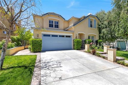 Photo of 19706 Mathilde Lane, Saugus, CA 91350 (MLS # SR20107455)