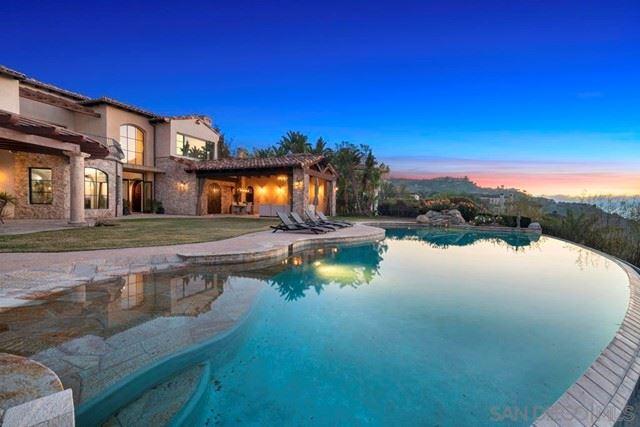 8044 Camino De Arriba, Rancho Santa Fe, CA 92067 - MLS#: 210012455