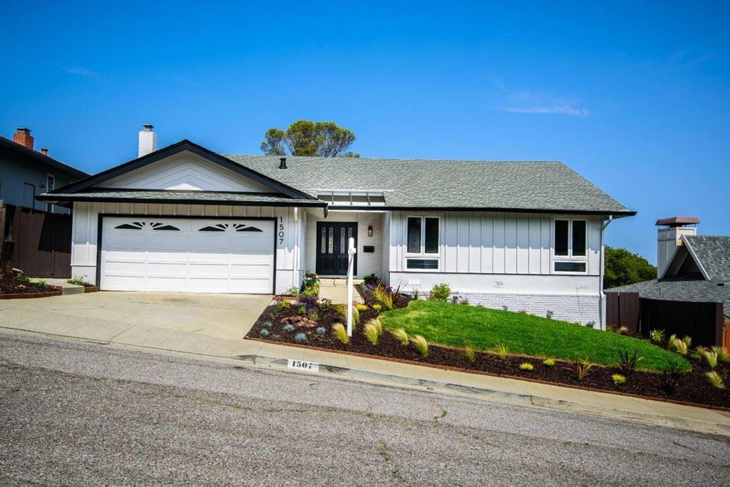 1507 Overland Drive, San Mateo, CA 94403 - #: ML81853455