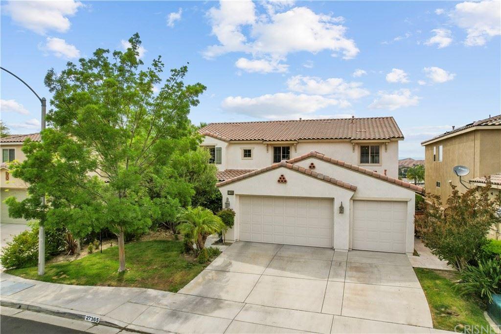 27365 Rose Mallow Lane, Canyon Country, CA 91387 - MLS#: SR21123456