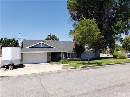 Photo of 317 Delphia Avenue, Brea, CA 92821 (MLS # OC20141457)