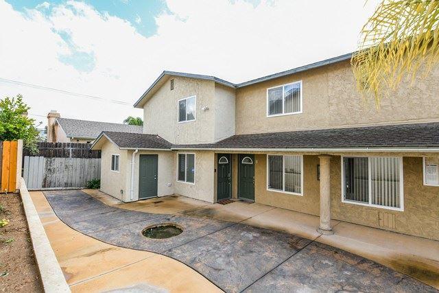 1491 Peach Ave #7, El Cajon, CA 92021 - #: 210006457