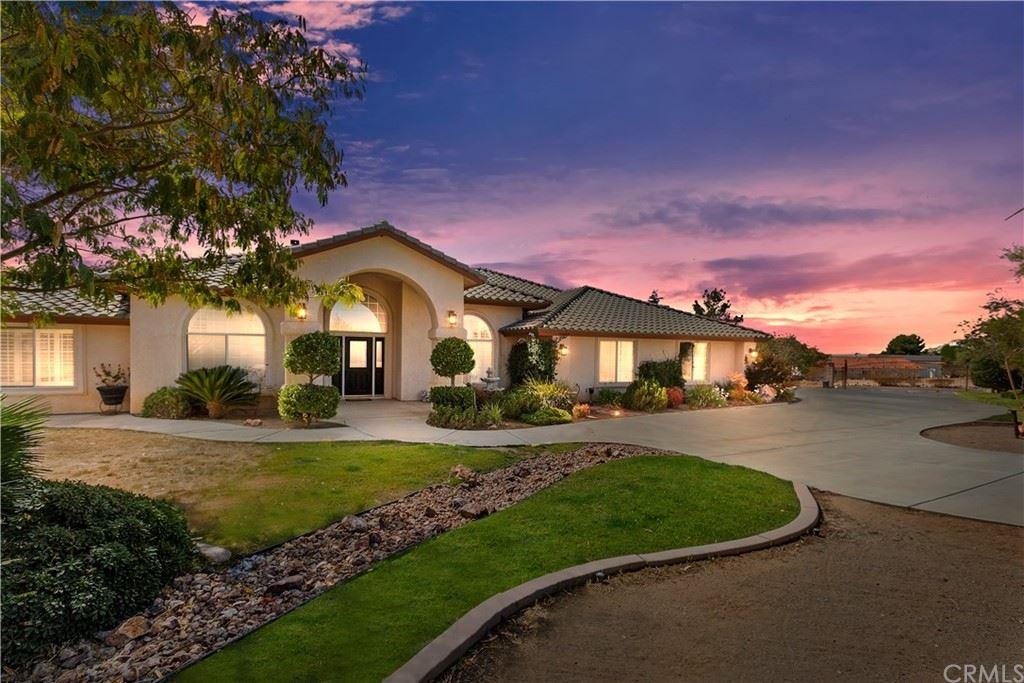 19507 Huasna Road, Apple Valley, CA 92307 - MLS#: CV21221457