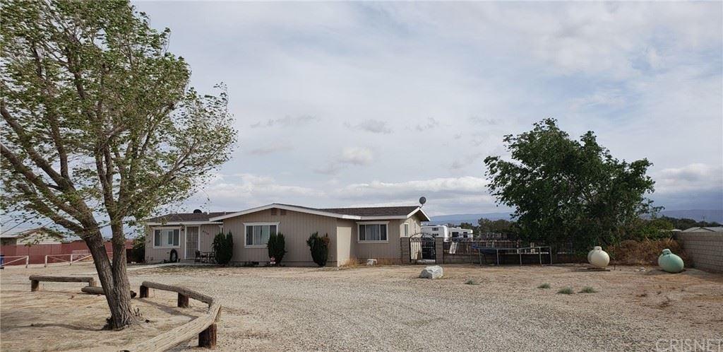 8332 W Avenue E4, Antelope Acres, CA 93536 - MLS#: SR21168457