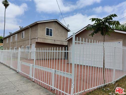 Photo of 4802 Ascot Avenue, Los Angeles, CA 90011 (MLS # 20608458)