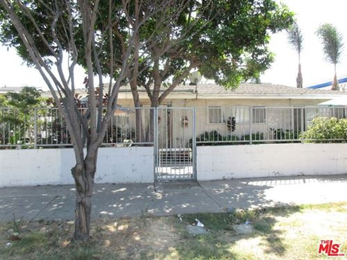 Photo of 3938 W 108Th Street, Inglewood, CA 90303 (MLS # 20628458)