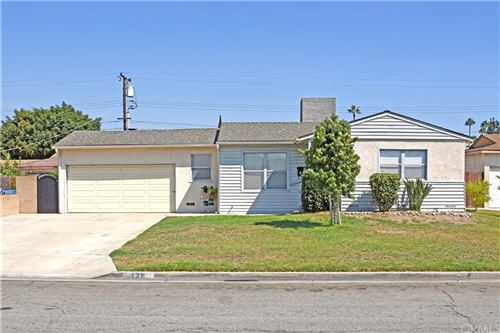 Photo of 126 N Lindsay Street, Anaheim, CA 92801 (MLS # PW21210458)