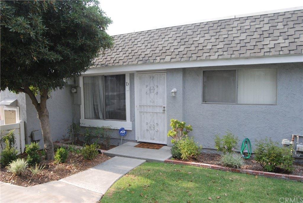 213 N Tustin Avenue #D, Anaheim, CA 92807 - MLS#: PW21211458