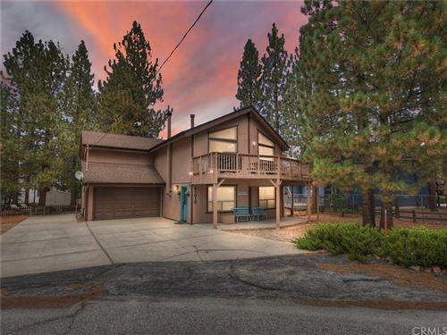 Photo of 41616 Hummingbird Lane, Big Bear, CA 92315 (MLS # EV21205459)