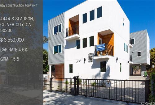 Photo of 4444 S Slauson Avenue, Culver City, CA 90230 (MLS # PW21199459)