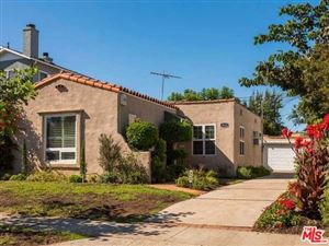 Photo of 9045 W 25TH Street, Los Angeles, CA 90034 (MLS # 19498460)
