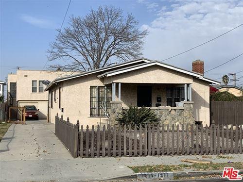 Photo of 1217 W 110Th Street, Los Angeles, CA 90044 (MLS # 21682460)