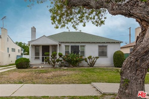 Photo of 3611 Hillcrest Drive, Los Angeles, CA 90016 (MLS # 21719460)
